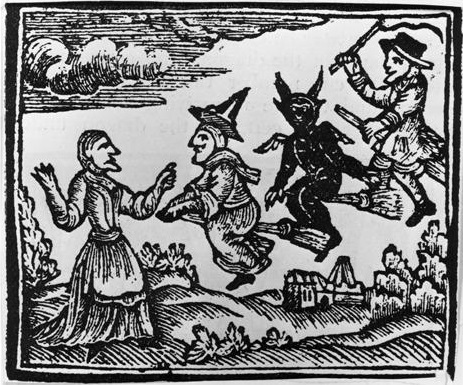 witches woodcut 2