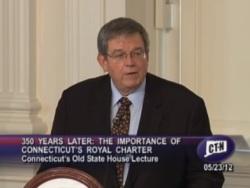Screencap - OSH charter talk, May 2012