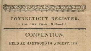CT Register for year 1819