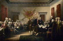 John_Trumbull_Declaration_of_Independence_(1819)